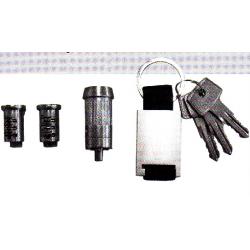 Kit barillets et clés