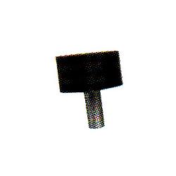 Butée caoutchouc 30x17 m8