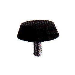 Butée caoutchouc 50x17 m10