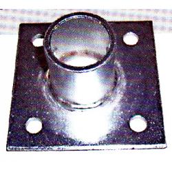 Ferrure platine